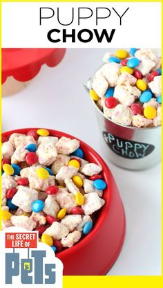 The Secret Life of Pets Puppy Chow + Easy Party Ideas for a Pets Inspired Family Movie Night #TheSecretLifeofPets #PetsPack #ad