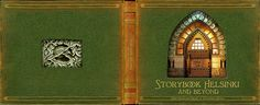 Storybook Helsinki and Beyond - spread cover