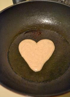 Heart Pancakes and Other Fun Things to do with Food