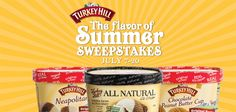 Turkey Hill - The Flavor of Summer Sweepstakes!  Great Giveaway!  Enter Here  https://www.doubletakeoffers.com/icecream?utm_source=em_custom_minitmarket_turkeyhilljuly2014&utm_medium=email&utm_campaign=turkeyhilljuly2014 for your chance!  You know I entered!  Thanks, Michele :)