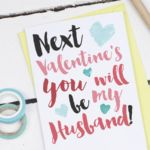 Check out our edit of unique Valentine's Day cards for your fiancé, with 10 sweet, cool, or custom Valentine's cards for your other half.
