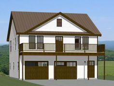 30x32 House -- #30X32H1I