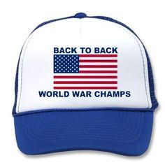 b79e19daed5 Patriotism Baseball   Trucker Hats