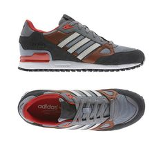 adidas Originals ZX 750-St Stone-Solid Grey-Bliss