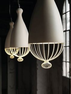 Le Trulle #lamps by Karman   #design by Edmondo Testaguzza #trulli #apulia @Karman srl