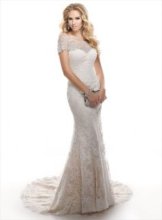 Discover the Maggie Sottero Chesney Bridal Gown. Find exceptional Maggie Sottero Bridal Gowns at The Wedding Shoppe Maggie Sottero Wedding Dresses, Wedding Dress Sizes, Bridal Wedding Dresses, Mod Wedding, Designer Wedding Dresses, Bridesmaid Dresses, Lace Wedding, Wedding Blog, Formal Wedding