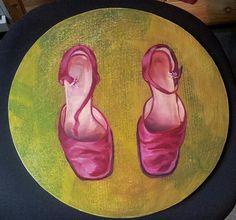 Shoes door Eva de Visser by Wiesigheid, via Flickr