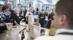 Meyers madhus : Madlavningskurser i Meyers Madhus. En lang række madlavnings og bagekurser.