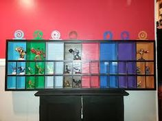 skylander storage - Google Search
