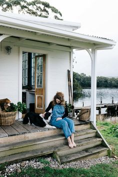 Marnie Hawson, Melbourne interior photography, for Captain's Rest (Strahan, Tasmania) and Country Style magazine