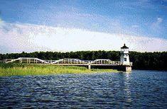 Doubling Point Lighthouse, Arrowsic, ME #maine #roadtrip