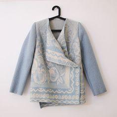 Vintage blankets, Wintervachtjas