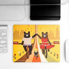 Hanako Clulow Mousepad $15.00