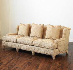 Colette 3-Seat Sofa - Sofas - Collection - Mattaliano