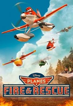 Planes: Fire & Rescue- Air racer Dusty teams up with a dynamic crew of flying firefighters. Stars Dane Cook, Ed Harris, Julie Bowen & Regina King. This family flick is now available on GCI Video on Demand. Movies 2014, All Movies, Movies To Watch, Movies Online, Movies Free, Family Movies, Play Online, Online Games, Film 2014
