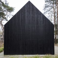 There is just something about the visual appeal of charred timber. It's bold and textural yet modern. we are so excited to work with this… Architecture Details, Exterior Design, Skyscraper, Multi Story Building, Shed, Cottage, Outdoor Structures, Texture, Modern