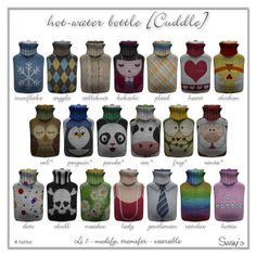 Sway's Hot-water bottle - for The Arcade December 2013 | Flickr - Photo Sharing!
