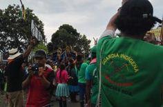 """""""Los indígenas tenemos mucho para aportar a la paz"""": Alberto Wasorna"""