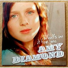 Amy Diamond: What's in it for me? (CD)
