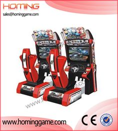 Speed Driver 2 racing car game/hot sale game machine(sales@hominggame.com) http://www.hominggame.com/show_Product_en.asp?ID=124