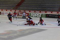 Hockeyschool 2014 Meranarena