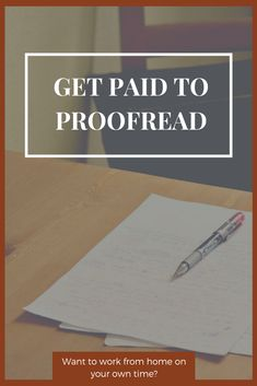 Learn the Skills YOU Need to Start your Freelance Proofreading Hustle and how to gain the confidence and motivation to make it work.