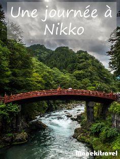 Japon - Prendre le train de Tokyo à NIkko, pour passer une bonne journée temple et nature #tokyo #japon #nikko #asie #voyage #voyageur