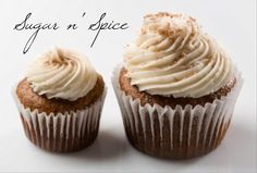 New seasonal flavor gluten free and vegan Sugar n' Spice available every Thursday and for order this month! #jamesandthegiantcupcake #jatgc #glutenfree #vegan #cupcakes #cupcakestagram #sugarnspice #oakland #eastbay #bayarea #yummy #over