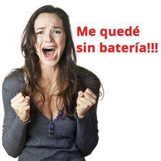 ¿Te has quedado sin batería alguna vez?, ¡es horrible!, hay una solución de venta solo en México