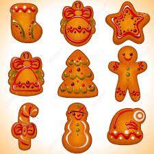 Resultado de imagen para dibujos infantiles de galletas de jengibre