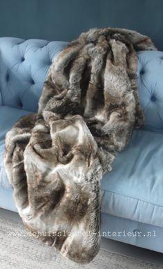 Kožušina na gauč