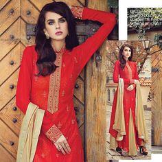 Stylish Anarkali Salwar Kameez Indian Bollywood Pakistani Designer Wedding Party #Handmade #SalwarKameez