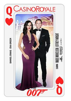 Bond Cards series by