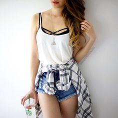 48 New Ideas How To Wear Bralette Outfit Shirts Casual Mode Outfits, Outfits For Teens, Casual Outfits, Hipster Outfits, Hipster Shoes, Junior Outfits, Grunge Outfits, Girl Outfits, Teen Fashion