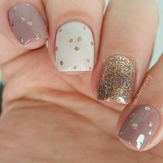 65 Cute And Easy Nail Art Ideas That You Will Love To Try