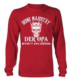 Limitierte Edition Opa - T-shirt