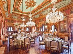 Taj Falaknuma Palace Durbar Hall