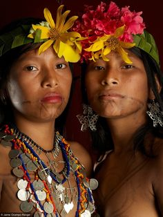 Natives of Panama C. J.