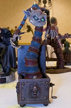 WF 2013 Horror Figures-1-13 | Flickr - Photo Sharing!