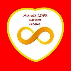 To attract Love partner