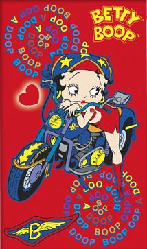Betty Boop Pictures Archive: Betty Boop Biker pictures