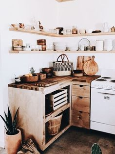 White And Wood Kitchen_ (5)