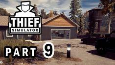 THIEF SIMULATOR Gameplay Walkthrough Part 9 – 1.2 UPDATE – NEW HOME AND ... Thief Simulator, Day Schedule, Sandbox, The Neighbourhood, New Homes, Survival, Social Media, Youtube, Litter Box