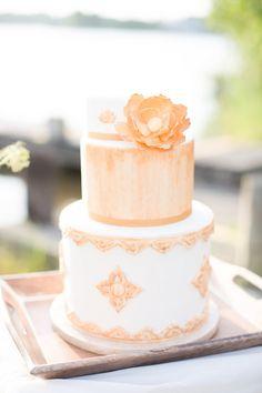 Elegant Rustic Wedding Inspiration   Amy & Jordan Photography   Bridal Musings Wedding Blog