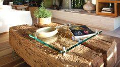 Saiba como compor uma decoração rústica usando elementos naturais.