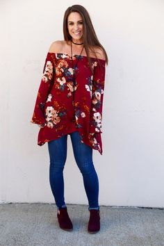 Sunday Kind Of Love Tunic from The Rage