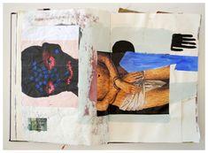fashion collage Sander Bos Antwerp F - fashion Textiles Sketchbook, Fashion Design Sketchbook, Fashion Design Portfolio, Arte Sketchbook, Art Portfolio, Grafik Art, Graphic Design Illustration, Medical Illustration, Fashion Collage