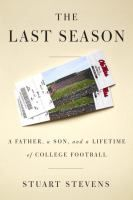 Fathers, sons, and sports are enduring themes of American literature. Here, in this fresh and moving account, a son returns to his native South to spend a special autumn with his ninty-five-year-old dad, sharing the unique joys, disappointments, and life lessons of Saturdays with their beloved Ole Miss Rebels - See more at: http://www.buffalolib.org/vufind/Record/1981381/Reviews#tabnav