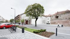 Gallery of Sopron Castle District Revitalization / Hetedik Műterem - 7