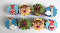 Efteling cupcakes